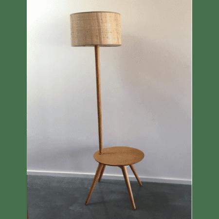 Retro-Atomic-Midcentury-1950s-Coffee-Table-&-Light-Combination-1