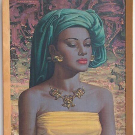 Tretchikoff Balinese Lady