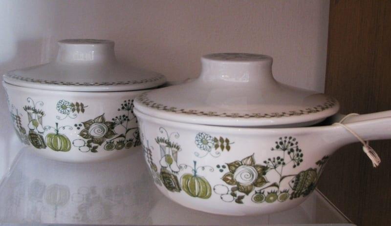 Figgjo Turi Design Market individual casserole dishes