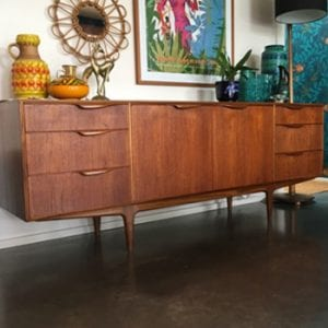 Mid Century Teak Sideboard by AH McIntosh (Scotland)