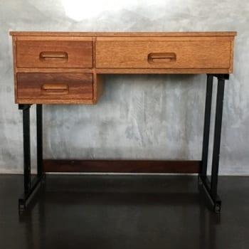 Retro-Vintage-Mid-Century-Industrial-Style-Desk