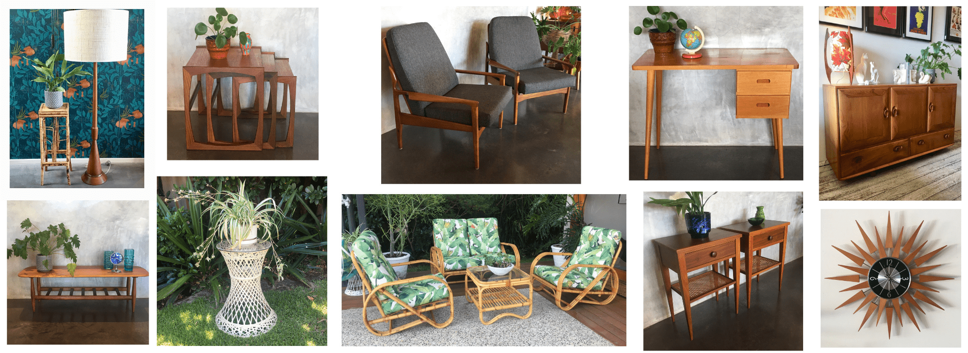 Mid Century Furniture Perth | 20th Century Vintage
