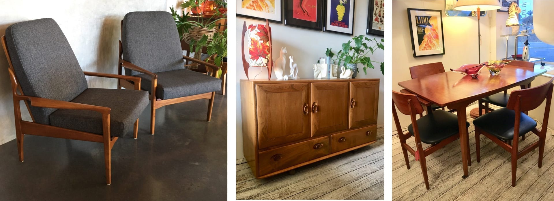 Mid Century Furniture Perth | 20th Century Vintage
