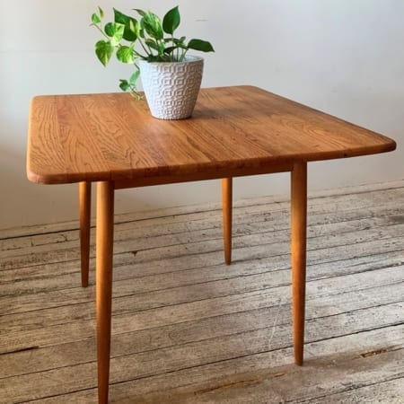 Mid Century Dining Table | 20th Century Vintage
