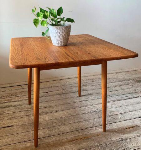 Mid Century Dining Table | 20th Century Vintage