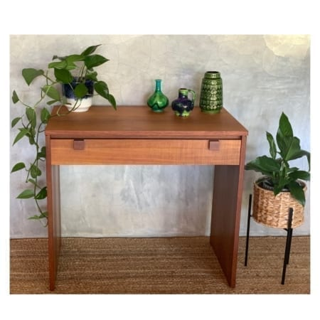 Mid Century Console Table | 20th Century Vintage